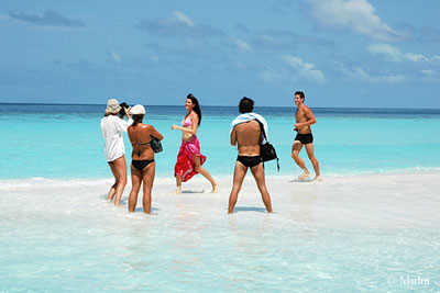 Tourism sector attracts foreign investment in Maldives